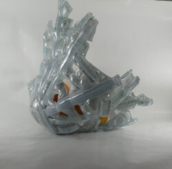 fused glass bowl 001-04