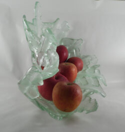 fused glass bowl 002-01