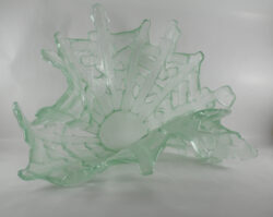 fused glass bowl 002-02