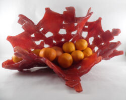 fused glass bowl 003-01