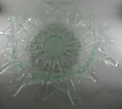 fused glass bowl 008-04