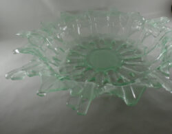 fused glass bowl 008-06