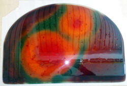 fused glass sink 002-01