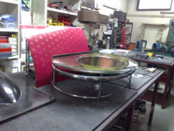 fused glass sink 009-03