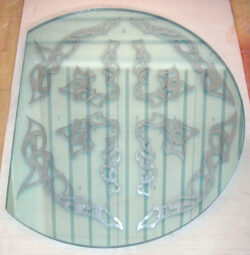 fused glass sink 014-02