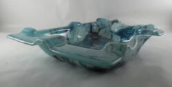 fused glass bowl 004-03