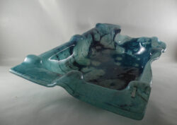 fused glass bowl 004-04